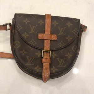 Louis Vuitton monogram chantilly pm bag